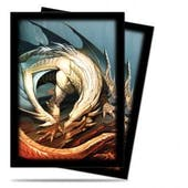 Ultra Pro Dayoote Dragon by Mauricio Herrera Standard Deck Protectors (50 ct) (120 Count Case)