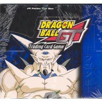 Score Dragon Ball GT Shadow Dragon Saga 1st Edition Booster Box