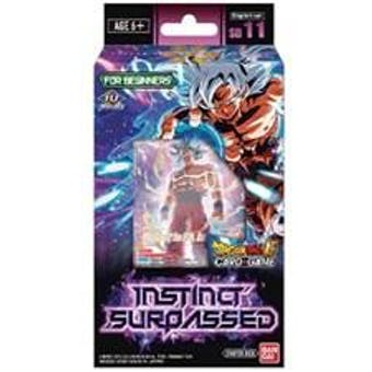 Dragon Ball Super TCG Series 9 Starter Deck - Instinct Surpassed