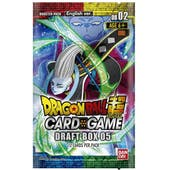 Dragon Ball Super TCG Draft Set 5 - Divine Multiverse - 6-Box Case (Presell)