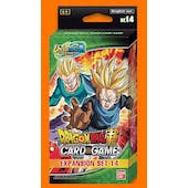 Dragon Ball Super TCG Expansion Set #14 - Battle Advanced (Presell)