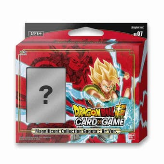 Dragon Ball Super TCG: Magnificent Collection - Gogeta : BR Ver. Deck (Presell)