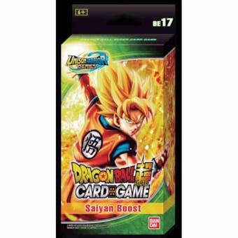 Dragon Ball Super TCG Expansion 17 Saiyan Boost (Presell)