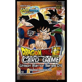 Dragon Ball Super TCG Unison Warrior Series 4 Booster Supreme Rivalry 12-Box Case (Presell)
