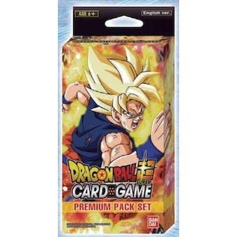 Dragon Ball Super TCG Rise of the Unison Warriors: Premium Pack Set (Presell)