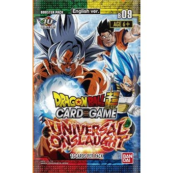 Dragon Ball Super TCG Universal Onslaught Booster Box