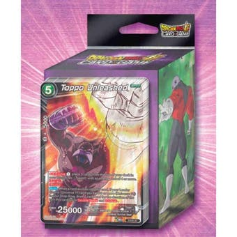 Dragon Ball Super TCG Expansion Set #12 - Universe 11 Unison 8-Box Case