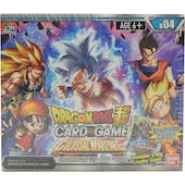 Dragon Ball Super TCG Colossal Warfare Booster Box