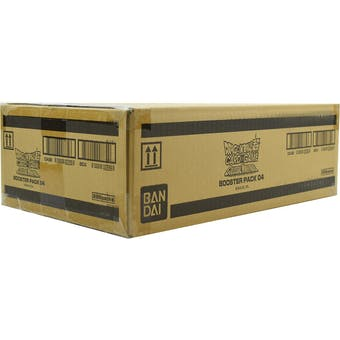 Dragon Ball Super TCG Colossal Warfare Booster 12-Box Case