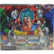 Dragon Ball Super TCG Cross Worlds Booster Box
