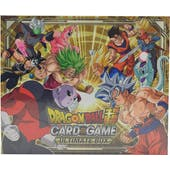 Dragon Ball Super TCG Ultimate Box