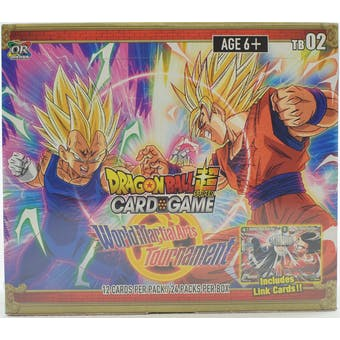 Dragon Ball Super TCG World Martial Arts Tournament Booster Box