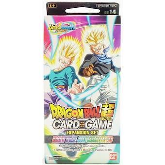 Dragon Ball Super TCG Expansion Set #14 - Battle Advanced Mini-Box