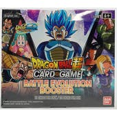 Dragon Ball Super TCG Battle Evolution Booster Box