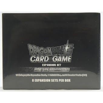 Dragon Ball Super TCG Expansion Set #15 - Battle Enhanced Box