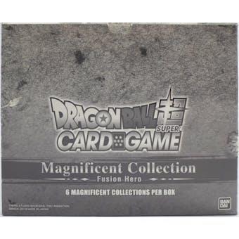 Dragon Ball Super TCG Magnificent Collection - Fusion Hero (Gogeta) 6-Deck Box