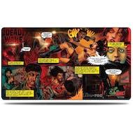 Ultra Pro Dead Wake Comic Panels Playmat