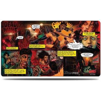 Ultra Pro Dead Wake Comic Panels Playmat (Case of 12)