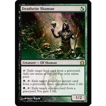 Magic the Gathering Return to Ravnica Single Deathrite Shaman - NEAR MINT (NM)