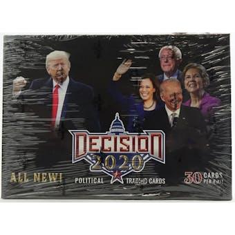 Leaf Decision 2020 Hobby Box
