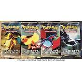 Pokemon EX Delta Species SINGLE Booster Pack 70% weigh HEAVY