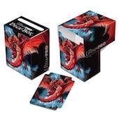 Ultra Pro Mauricio Herrera Demon Dragon Full View Deck Box