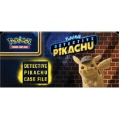 Pokemon Detective Pikachu Case File Box