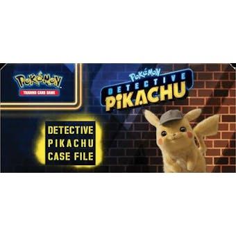 Pokemon Detective Pikachu Case File Box