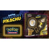 Pokemon Detective Pikachu - On the Case Figure Collection Box (Presell)