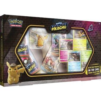 Pokemon Detective Pikachu - On the Case Figure Collection Box