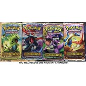 Pokemon EX Dragon Frontiers SINGLE Booster Pack 40% - 80% weigh HEAVY