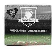 2021 Hit Parade Auto Football Helmet Diamond Ed 1-Box Ser 2 - DACW Live 8 Spot Random Division Break #3