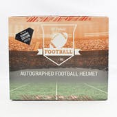 2020 Hit Parade Autographed FS Football Helmet DIAMOND Edition Hobby Box - Series 2 - PATRICK MAHOMES ECLIPSE!