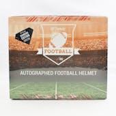 2020 Hit Parade Auto Football Helmet Diamond Ed 1-Box Ser 5 - DACW Live 8 Spot Random Division Break #1