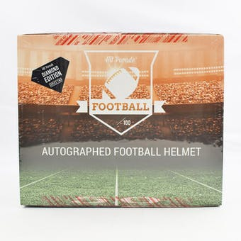 2020 Hit Parade Autographed FS Football Helmet DIAMOND Edition Hobby Box - Series 3 - L. Jackson & Tua!!