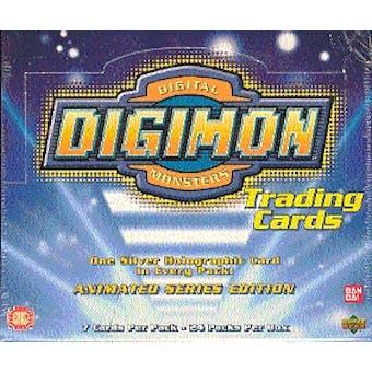 Digimon Series 1 Retail Box (Upper Deck)