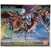 Digimon Release Special Booster Version 1.5 Booster 12-Box Case