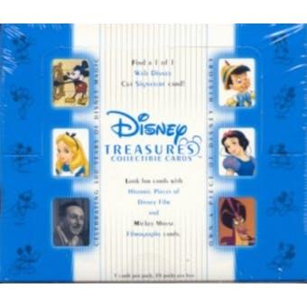 Disney Treasures Mickey Mouse Trading Cards Box