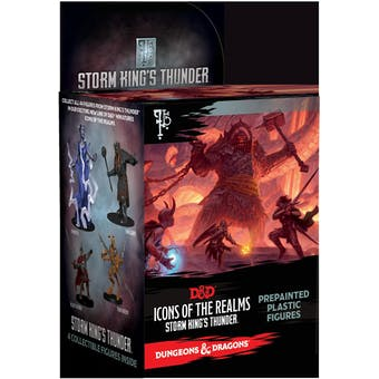 Dungeons & Dragons Icons of the Realms: Storm King's Thunder Booster