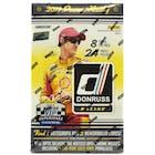 2019 Panini Donruss Racing Hobby Box