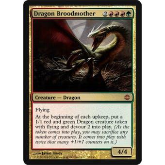 Magic the Gathering Alara Reborn Single Dragon Broodmother - NEAR MINT (NM)