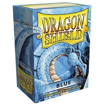 Dragon Shield Card Sleeves - Blue (100)