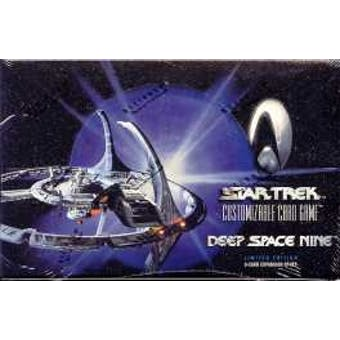 Decipher Star Trek Deep Space Nine Booster Box (1st Edition)