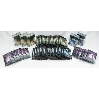 X-FILES CCG PACK & DECK LOT - 56 TOTAL ITEMS!! (Reed Buy)