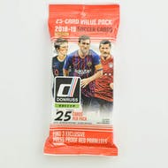 2018/19 Panini Donruss Soccer Jumbo Pack (Lot of 12)