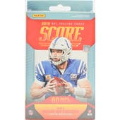 2019 Panini Score Football 60ct Hanger Box (Lot of 5)