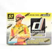 2019 Panini Donruss Racing 7-Pack Blaster Box
