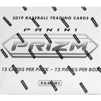 2019 Panini Prizm Baseball Cello Multi Pack Box