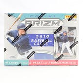 2019 Panini Prizm Baseball 6-Pack Blaster Box (Lot of 3)