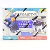 2019 Panini Prizm Baseball 6-Pack Blaster Box (Lot of 6)